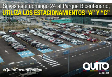 Estacionamiento Bicentenario B inhabilitado durante comicios seccionales