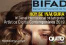 IV Bienal  Internacional de Fotografía en Casa Carrión