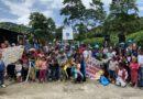 Municipio benefició a 150 niños con proyecto vacacional en San José de Minas