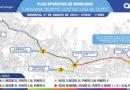 "Plan operativo de tránsito ""Caravana Siempre Contigo Liga de Quito"""