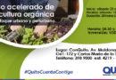 Curso de agricultura orgánica se dictará los sábados