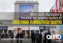 Quito presenta su estrategia de promoción en el ITB Berlín 2019
