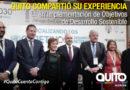 Quito participó en el evento de Alto Nivel sobre la localización de la Agenda 2030