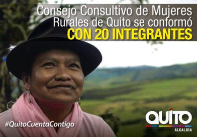 Integrantes del Consejo Consultivo de Mujeres Rurales fueron designadas