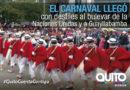 Miles de asistentes gozaron del carnaval en la zona norte