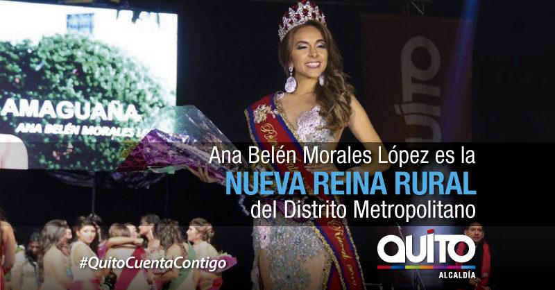 La corona se va para Amaguaña