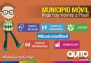 Vecinos de Pisulí se benefician del Municipio Móvil