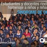 Unidad Educativa Benalcázar celebró el  Día Mundial del Síndrome de Down