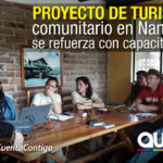 Comunidad de Santa Lucía participó en Taller de Desarrollo Turístico