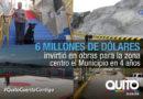 El Municipio ejecutó cerca de 200 obras en la Zona Centro