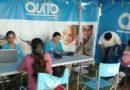 Feria de salud – Quito Sonríe –