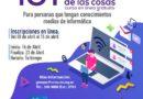 Se dictará el curso gratuito Internet de las cosas