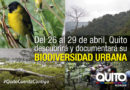 Desafío Naturaleza Urbana Quito 2019 – Descubre Quito Biodiverso