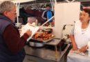 Continúa capacitación y control de alimentos preparados en Calderón