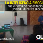 Funcionarios de la Unidad Bicentenario se capacitan en Inteligencia Emocional