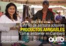 El Vegan Market irá a Cumbayá el sábado 13 y domingo 14 de abril