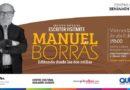 El escritor Manuel Borrás visita la Casa  Carrión