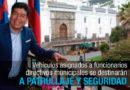 Alcalde Jorge Yunda recorrió las instalaciones del Municipio de Quito