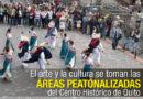 Se institucionalizan los paseos culturales en el Centro Histórico
