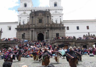 El solsticio de verano se llama Inti Raymi en estas tierras