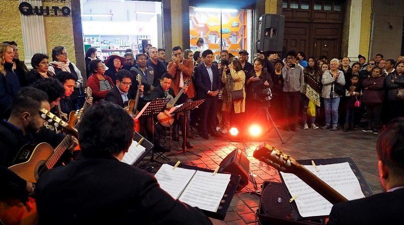 Fundación Teatro Nacional Sucre participa en las actividades de Quitunes