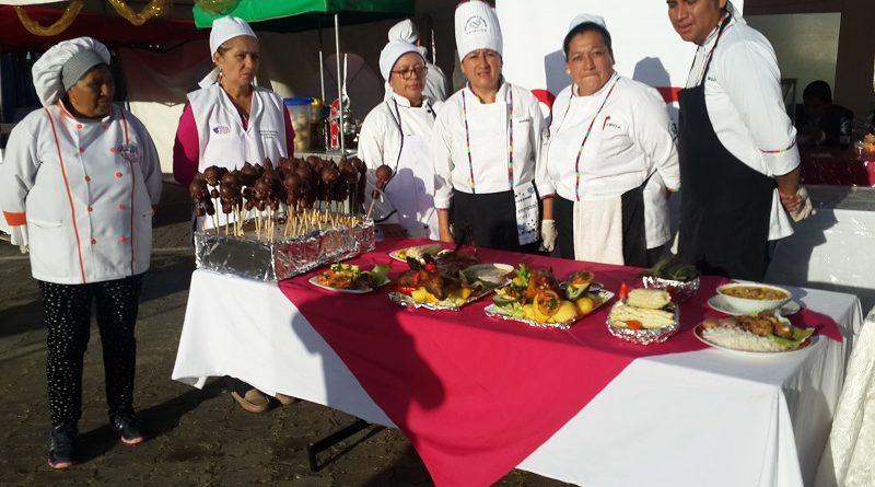 Feria Gastronómica de las Tres Carnes:  cuy, conejo y cordero