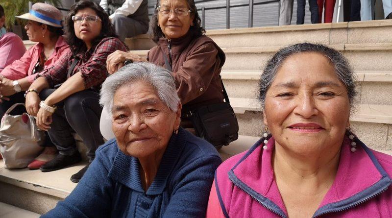 Adultos mayores disfrutaron de una jornada de sensibilización