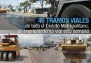 24 sectores de Quito a mantenimiento vial