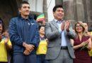 Richard Carapaz condecorado al Mérito Deportivo 'Ciudad de Quito'