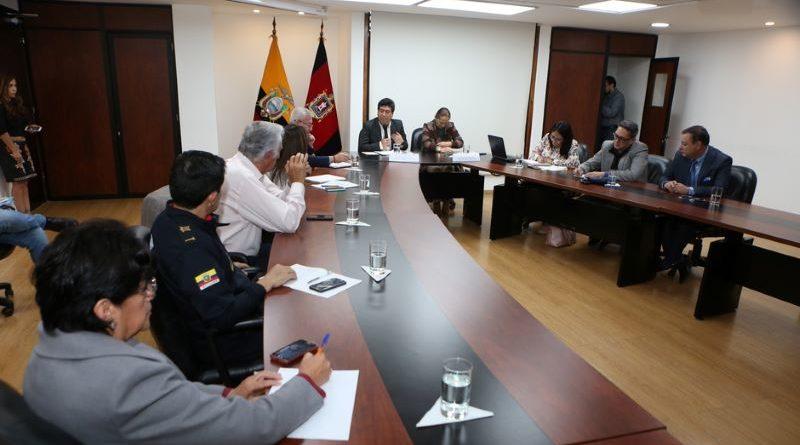 Municipio y MIES realizan acciones conjuntas para erradicar el trabajo infantil en Quito