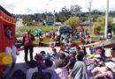 Casa Somos Amaguaña celebró a los niños de la parroquia