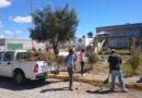 Minga de recuperación del espacio público en Nuevo Amanecer