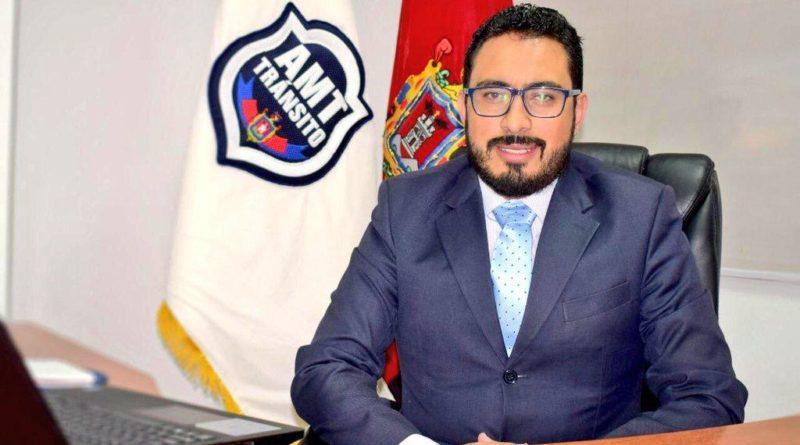 Danny Gaibor es el nuevo director de la Agencia Metropolitana de Tránsito
