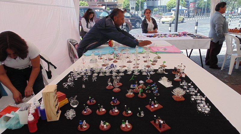 Artesanos participarán en la 'Feria Inclusiva'