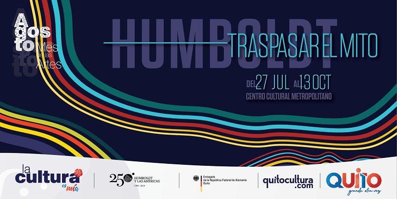 Exposición 'Humboldt Traspasar El Mito'