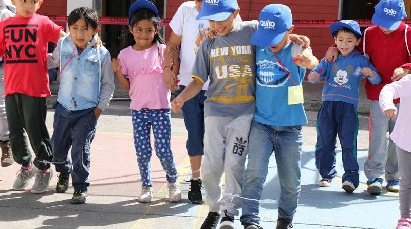 Colonias vacacionales un lugar para el distracción de los niños del Distrito