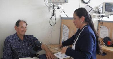 Unidad Metropolitana de Salud de El Camal atenderá a los usuarios en el sur