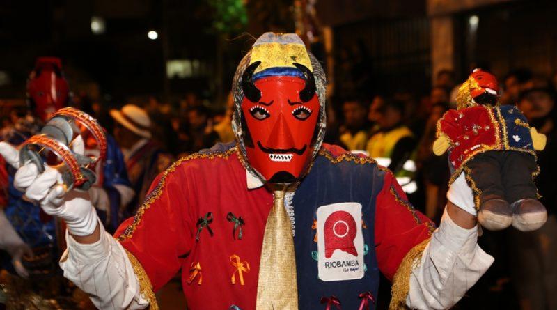 Los Diablos se toman Quito, tercera edición