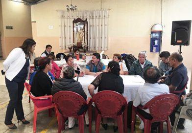 Comerciantes de los mercados de Quito tienen Mesas Participativas