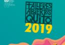 Participe de los Talleres Abiertos Quito 2019