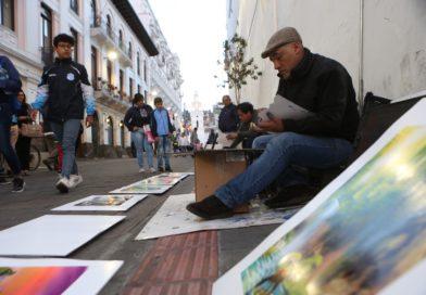 """El arte urbano se vivió en el evento cultural  """"Quitunes"""""""