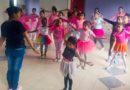 Ballet para niños en Casa Somos de Tumbaco