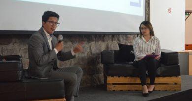 Conversatorio con Cuestionarix se desarrolló en ConQuito