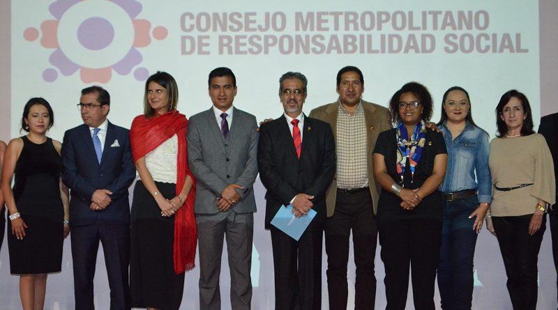 Nuevos miembros del Consejo Metropolitano de Responsabilidad Social
