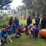 Vacacionales en los Centros de Atención de Discapacidades en San Diego y Conocoto