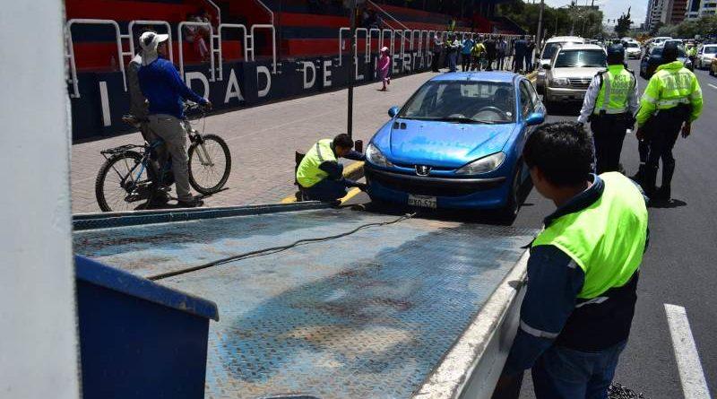 Continúan los operativos en Quito