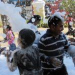 Niños y niñas de La Delicia se despiden de las colonias vacacionales