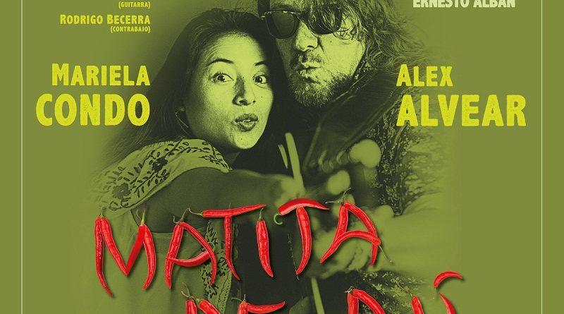 Concierto Matita de ají Mariela Condo y Alex Alvear