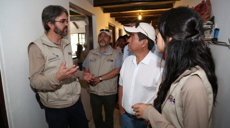 Zoológico de Quito socializó trabajo que realiza con animales rescatados