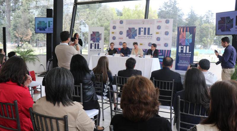 Quito será la sede de la XII Feria Internacional del Libro